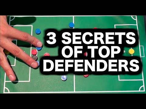 How to become a better defender in soccer | How to defend in football | How to be a good defender