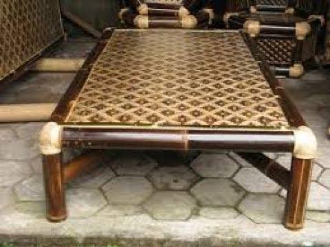 9200 Koleksi Desain Meja Dan Kursi Dari Bambu Gratis