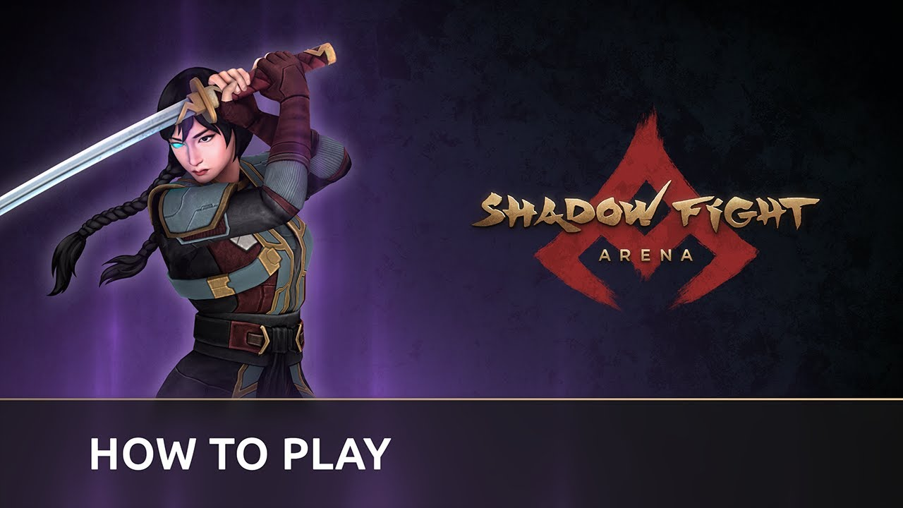 Shadow Fight Arena: How to Play Kibo
