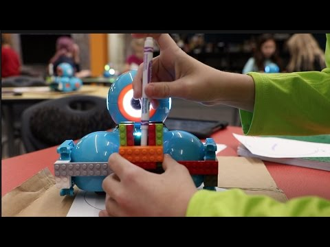 Learning Math with Dash