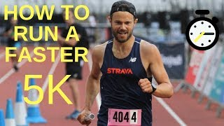 How to Run a Faster 5K : 5 Top Training Tips