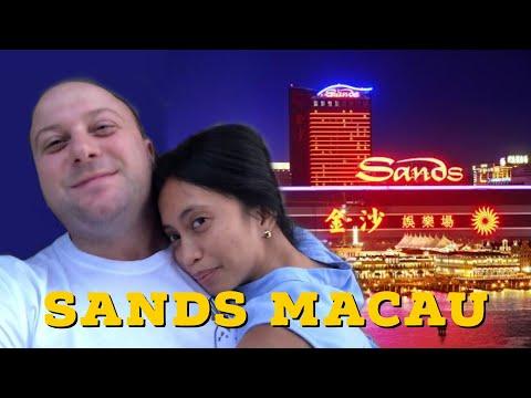 Sands Hotel and Casino Macau China