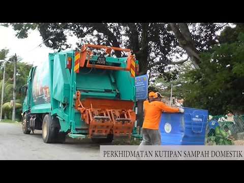 Perkhidmatan Kutipan Sampah Domestik