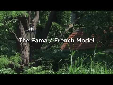 1.2 The Fama/French Model