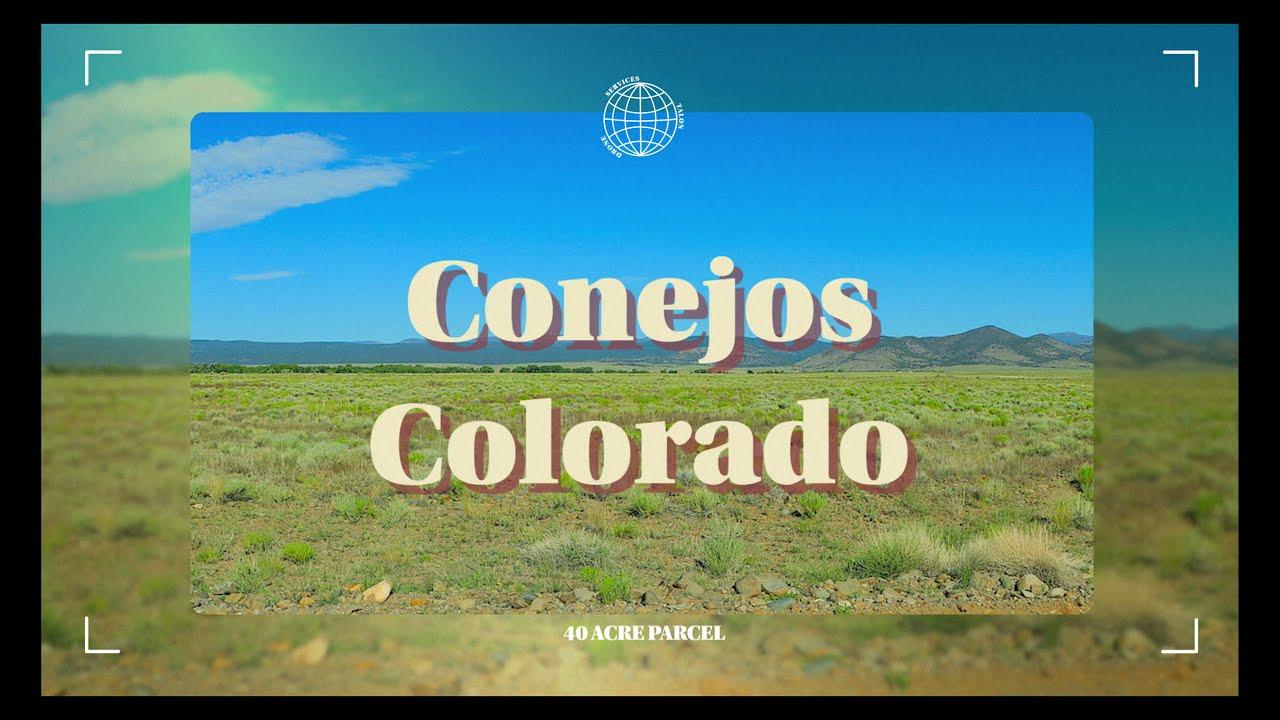 Make It Your 40.23 AC Piece of Paradise in Conejos County, Colorado