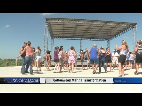 Cottonwood Marina's Transformation