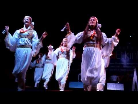 Macedonian Folklore Show Girls Turkey  Kurt Prodüksiyon