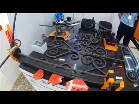 Где купить инструмент. Blacksmith , на выставке у реальных пацанов ! Интеграл М Пермь
