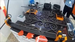 Где купить инструмент. Blacksmith , на выставке у реальных пацанов ! Интеграл М Пермь(Мы совместно с компанией Интеграл М поучаствовали в выставке