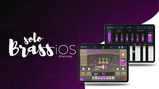 SWAM Solo Brass for iPad is OU…