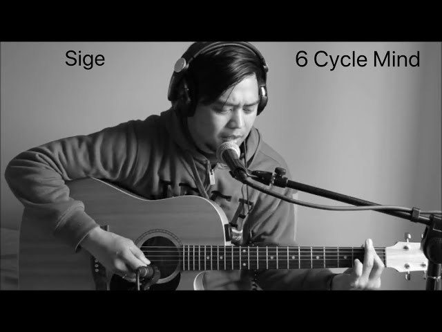 6 Cycle Mind Sige Acoustic Cover Chords - Chordify