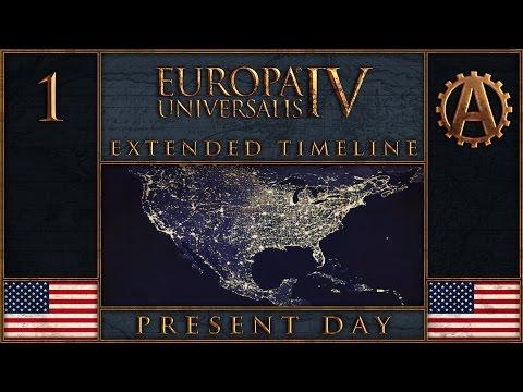 Europa Univeralis IV USA Present Day 1