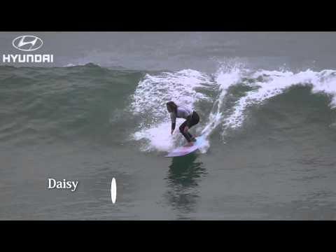 Longboard  - Hyundai National Surfing Championships 2011 - Dunedin, NZ