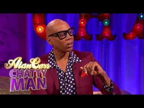 RuPaul  Full  on Alan Carr: Chatty Man