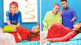 15 Sibling Prank Wars! Funny Sister Pranks!