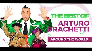 The Best Of Arturo Brachetti - Around the World (quick change performance, 2012, ITA)