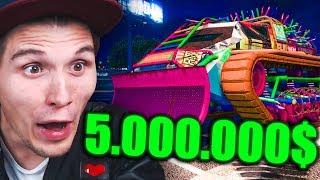 Ich KAUFE einen Panzer für 5.000.000$ | GTA Online
