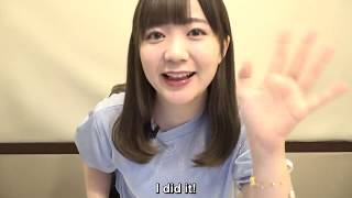 English fansub of HiBiKi StYle 3 伊藤彩沙 自己紹介 Learn more about...