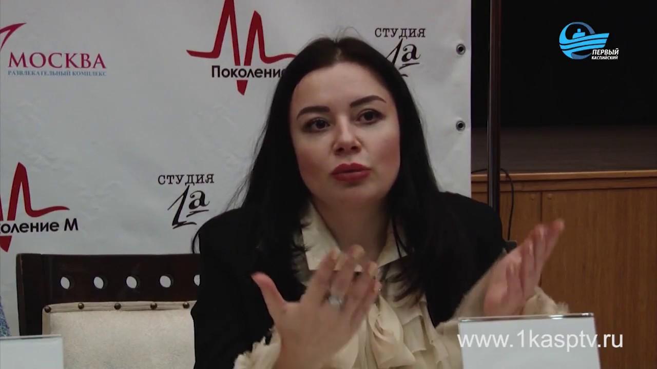 «Поколение М» и режиссер фильма-сказки «Жили-были мы» распахнули для молодежи Дагестана дверь в мир кинематографа