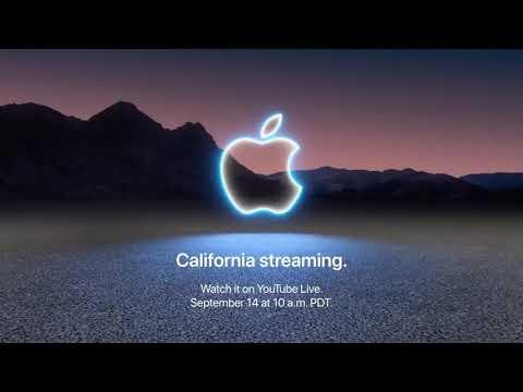 Apple Event — September 14 - YouTube Commercial