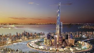 35 Skyscraper Designs That Beat The Burj Khalifa [HD]