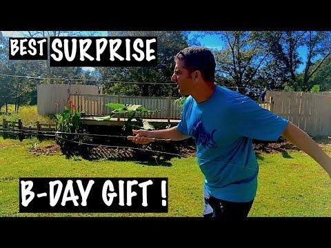 "Best ""SURPRISE"" Birthday Gift Ever !"