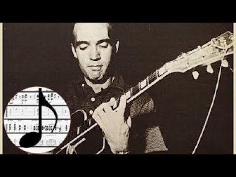 "Transcription || ""Tenderly"" - Johnny Smith Quintet (featuring Stan Getz) [guitar + sax. + bass]"