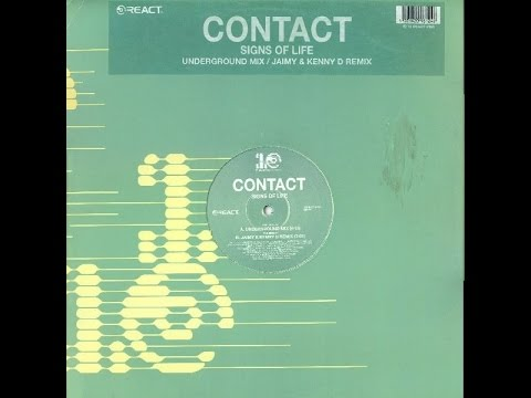 Contact ‎– Signs Of Life (Jaimy & Kenny D Remix)