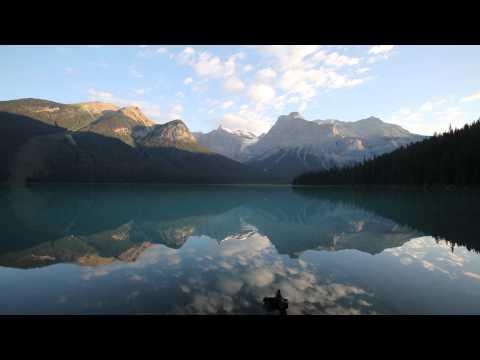 Emerald Lake Sunrise - Yoho National Park