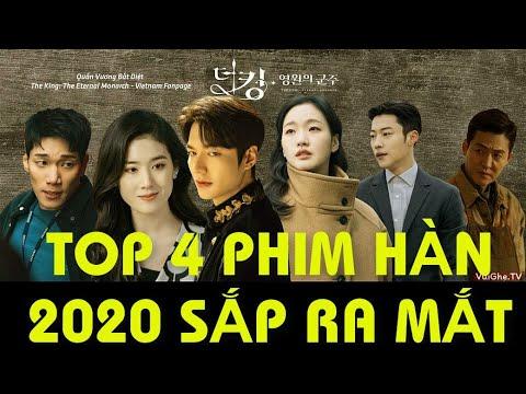 TOP 4 Phim Hàn 2020 Sắp ra mắt tháng 4 – QUÂN VƯƠNG BẤT DIỆT: Lee Min Hoo làm mưa làm gió!