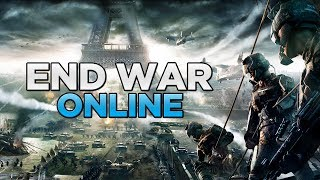 Introducing the epic warfare that is EndWar Online thumbnail