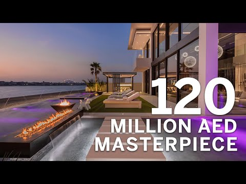 [SOLD] ONE100 PALM - 120 Million AED Villa, Most Expensive Property in Palm Jumeirah