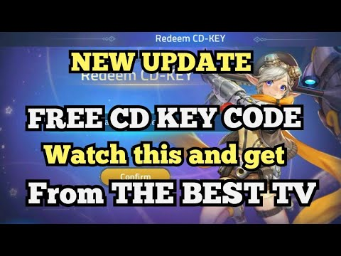 NEW FREE CDKEY CODE LATEST UPDATE ON ML ADVENTURE - YouTube