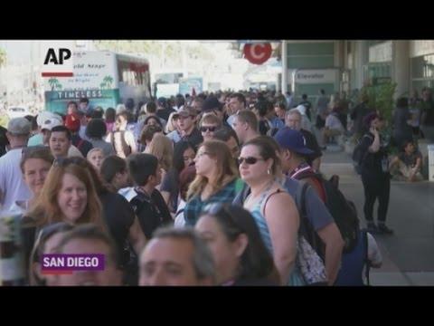 Comic-Con International kicks off