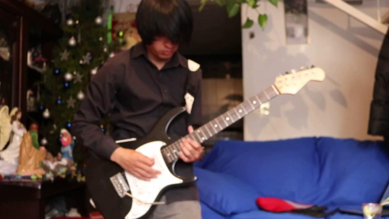 Fullmetal Alchemist Ending - Kesenai Tsumi guitar cover - YouTube