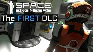 Space Engineers - Announcing the FIRST DLC! (Parody Trailer for April Fools 2018)