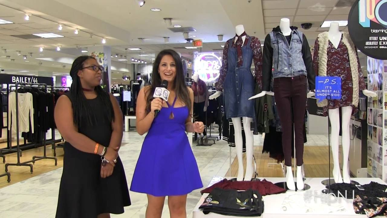 Hip New Jersey Finding The Perfect Dress At Bloomingdale S Youtube