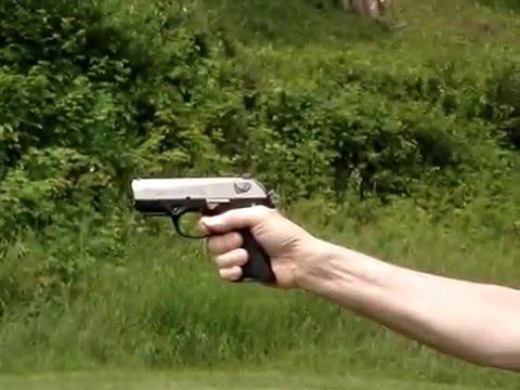 Beretta PX4 Compact NP3 1'st Shots