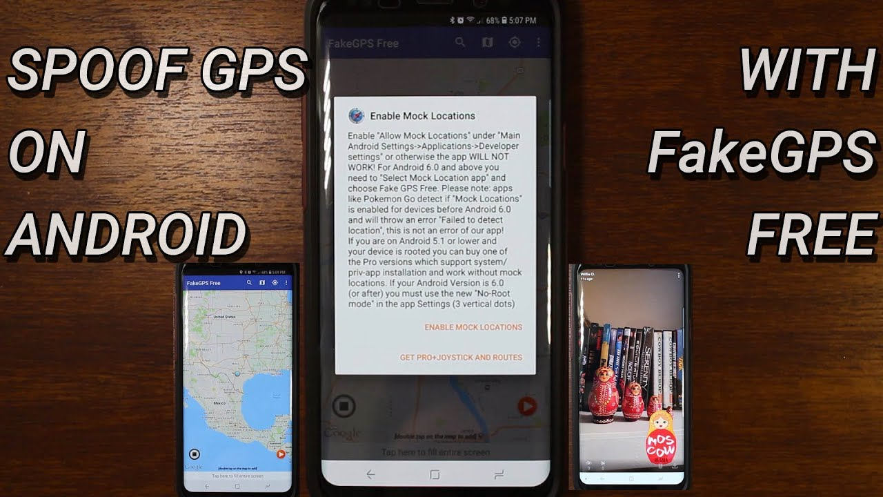 gps location spoofer free