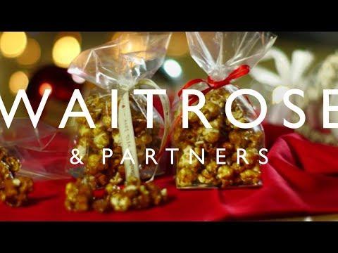 Salted Caramel and Cinnamon Popcorn | Waitrose & Partners