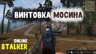 sTALKER ОНЛАЙН / Винтовка Мосина