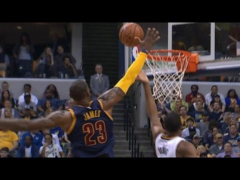 NBA NASTY BLOCKS OF 2016-17 - BEST REJECTIONS