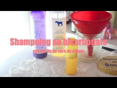 shampoing bicarbonate sp cial fin de cure de s bum en beaut youtube. Black Bedroom Furniture Sets. Home Design Ideas