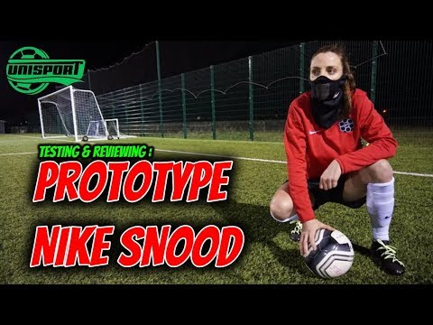 Nike Strike Snood TEST & REVIEW | Winter Essential YouTube