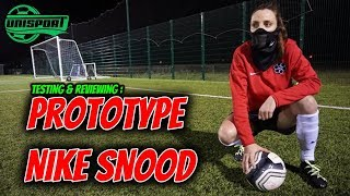 Dele Alli/Eden Hazard Nike Snood - TEST & REVIEW - UNISPORT