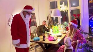 Julemanden er stang-bacardi på Bryggen