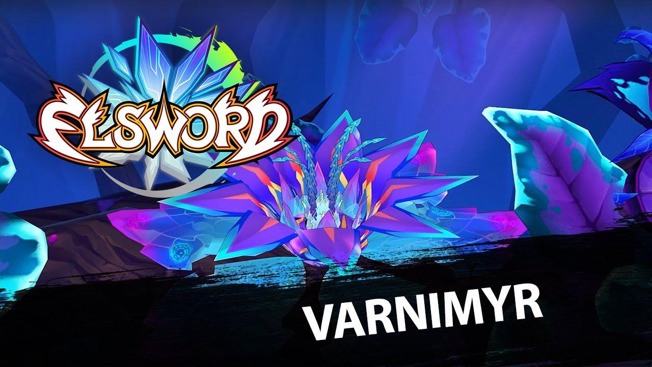 Elsword: Region Varnimyr Update Trailer
