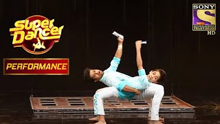 "Akash और Vivek ने दिया एक Emotional Performance ""कल हो ना हो"" पे | Super Dancer Chapter 2"