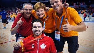 DB Schenker Canada - Cody Caldwell won gold!
