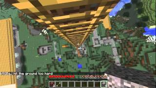 Etho MindCrack SMP - Episode 10: King of the Ladder